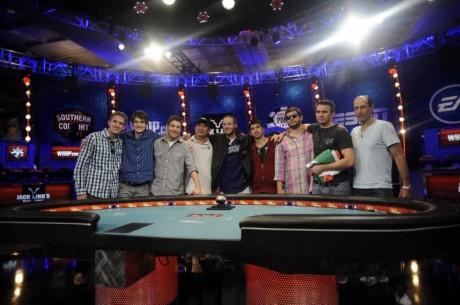 2012m. WSOP spalio devintuko dalyvių pristatymai (2 dalis)