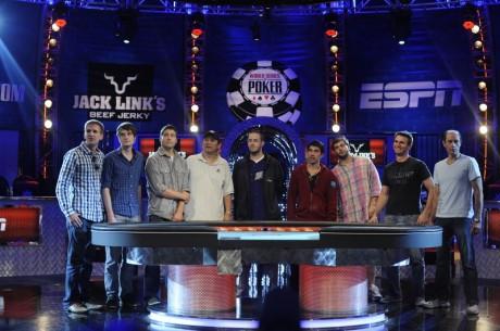 2012m. WSOP spalio devintuko dalyvių pristatymai (3 dalis)