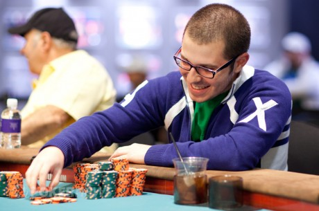 Global Poker Index: Dan Smith Pula Para o Top Três