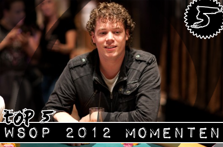 PokerNews WSOP 2012 TOP 5 | Nummer 5: Paul Berende diep in event 48