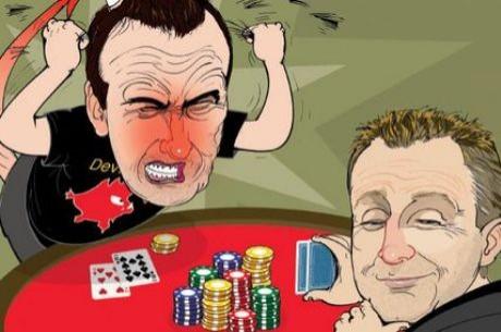 Покер стратегия: Колко да блъфираш на ниски лимит...