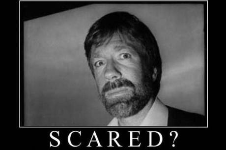 Покер анализ: Как реагираме на страха?