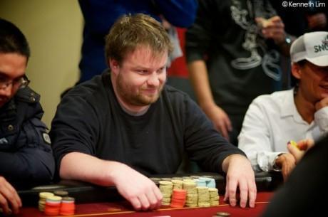 2012 PokerStars.net ANZPT Queenstown Dzień 2: Allan na czele stawki