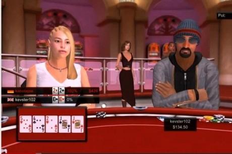 Видео: Кеш игра на лимити $1/$2 от PKR с участието на james666