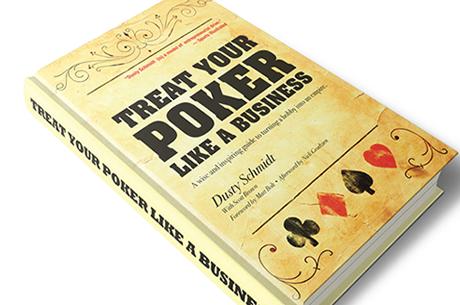 """""""Traktuj poker jak biznes"""" - Rewelacyjna książka już wkrótce po polsku!"""