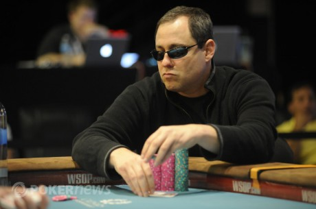 "GPI Player of the Year: David ""ODB"" Baker Na Liderança"