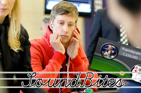 "[SoundBites] Erik ""popie"" van den Berg over zijn diepe run in de Sunday Million"
