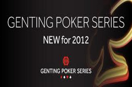 Genting Poker Series Stoke Reaches Day 2:Sandeep Shah Leads
