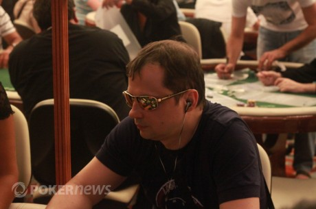 World Poker Tour Merit Cyprus Classic Day 1a: Паняк лидирует