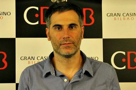Javier Basarrate llega líder a la mesa final del CEP Bilbao 2012