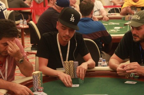 World Poker Tour Merit Cyprus Classic Day 1b: Chino Rheem Leads The Entire Tournament