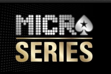 PokerStars.es lanza las Micro Series: 200.000€ garantizados para torneos de buy in reducido