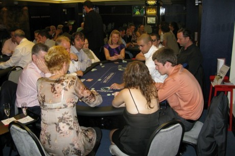 Get Involved The Bigger And Better Fox Poker Club Main Event