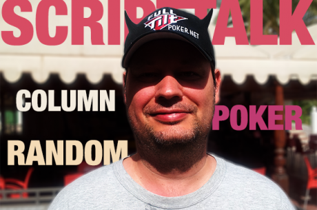 Script Talk - Zie ginds komt Full Tilt Poker