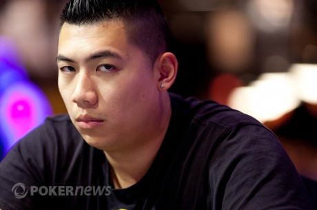 World Poker Tour Parx Open Poker Classic Day 1b: Henry Lu Takes Sizable Lead Into Day 2