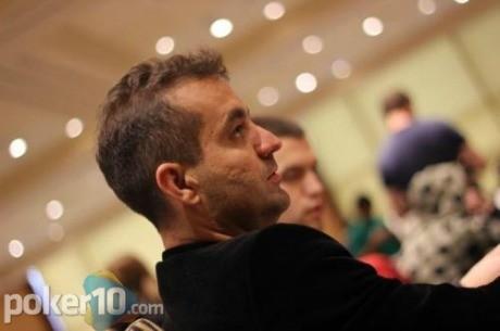 Toro Salvaje: Raúl Páez llega líder a la mesa final del LAPT Medellín