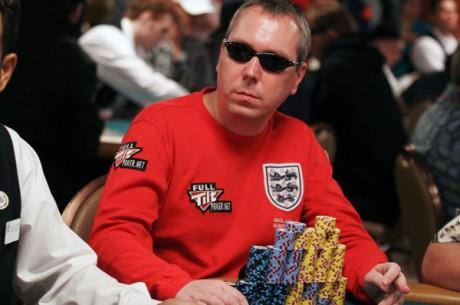 Joe Beevers: Лош късмет на покер масата?