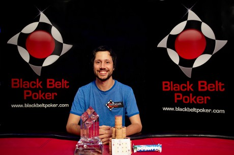 Black Belt Poker Sponsored Pro Kevin Williams Captures The Title In Nottingham For $15,000