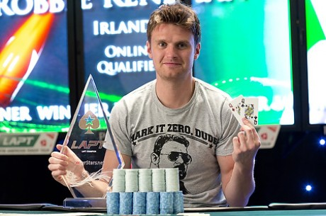 Robbie Renehan Victorious at the PokerStars.net Latin American Poker Tour Colombia