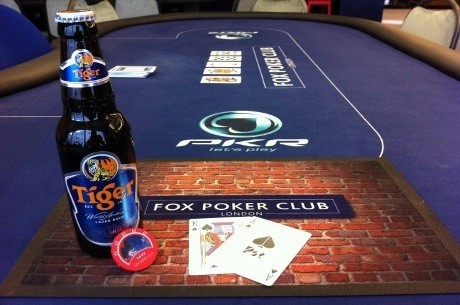 Bertie Keegan Wins Fox Poker Club Main Event