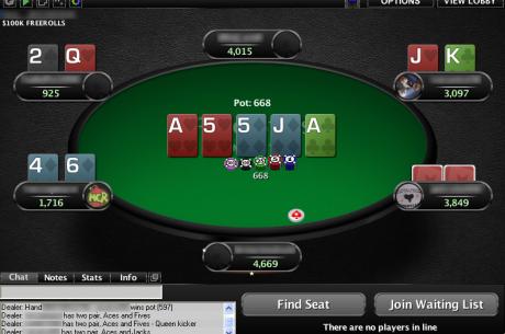 Нови подобрения в софтуера на PokerStars от тази седмица