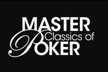 Definitief schema Master Classics of Poker 2012 bekend gemaakt