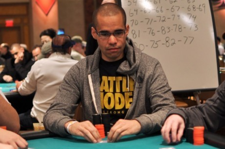 WPT Parx Open Poker Classic新课冠军Anthony Gregg
