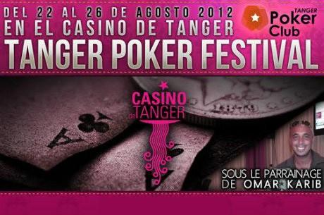 Todo preparado para el Tanger Poker Festival