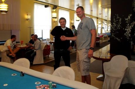 Mürka kaotas korvpallis Tony G-le, kuid võttis pokkeris revanši!