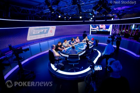2012 PokerStars.com EPT Barcelona €50,000 Super High Roller Day 1: Smith Leads Final Table
