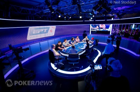 PokerStars.com EPT Barcelona €50,000 Super High Roller Dzień 2: Smith liderem przed FT