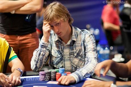 Aku Joentausta lidera el día 1A del European Poker Tour de Barcelona