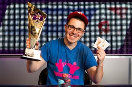 O Dan Smith κερδίζει το 2012 PokerStars.com EPT Barcelona €50,000 Super High Roller