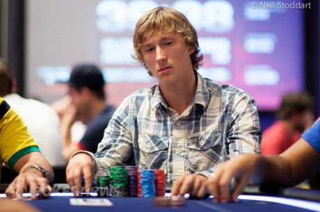2012 PokerStars.com EPT Barcelona Main Event Day 1a: Aku Joentausta Emerges as Chip Leader