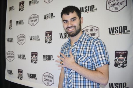 Kyle Cartwright Wins World Series of Poker Circuit IP Biloxi; Ties All-Time Ring Record