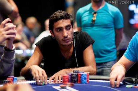 2012 PokerStars.com EPT Barcelona Main Event Day 1b: Игровое поле бьет...