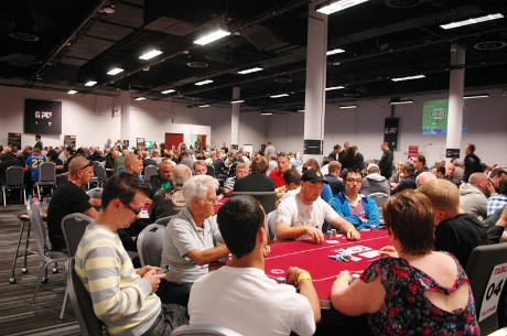 GUKPT Goliath Kicks Off Today; Massive Fields Expected