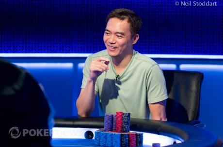 2012 PokerStars.com EPT Barcelona Main Event Day 2: John Juanda лидирует