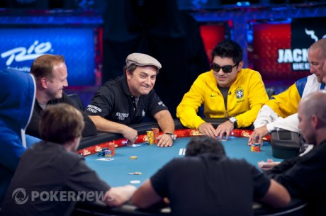 The WSOP on ESPN: Kevin Pollak, Jason Somerville Featured as Day 3 Ends