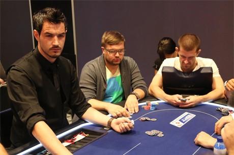 EPT Barselona pagrindinis turnyras 2 diena: šeši lietuviai prasiskynė kelią į trečiąją...
