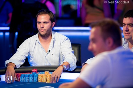 2012 PokerStars.com EPT Barcelona Main Event Day 4: 24 Игрока осталось, Rodriguez...