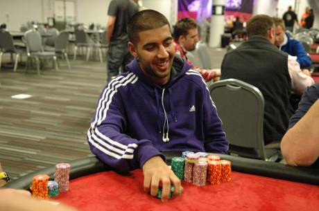 GUKPT Goliath Day 1b: Abbas Ladak Amasses 417,100 Chips