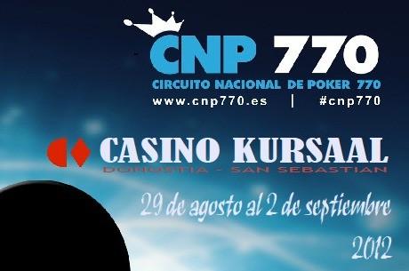 San Sebastián ya está a punto para acoger el CNP770