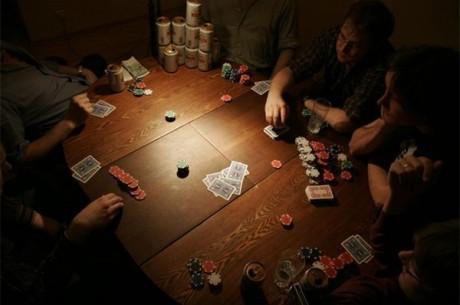 Приятелска игра на покер?