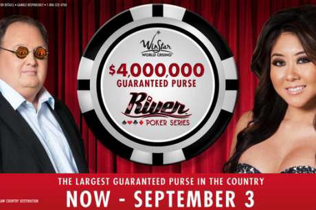 Winstar World Casino's 2012 River Poker Series Main Event Boasts $2.5 Million Guarantee