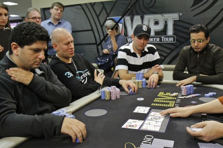 World Poker Tour Legends of Poker Day 4: Hale Leads; Mueller, Madsen & Eslami Make Final