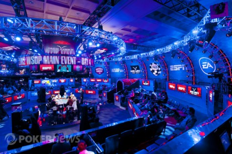 The WSOP on ESPN: Bursting the Bubble on Day 4 of the Main Event