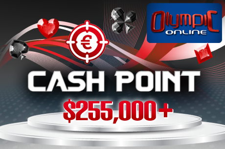 Septembris toimub taas Olympic-Online Cash Point kampaania