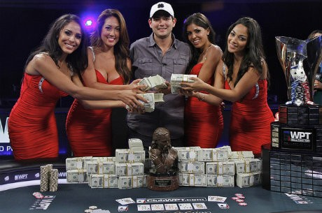 Josh Hale gana el WPT Legends of Poker de Los Ángeles