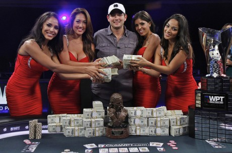 Josh Hale Osvojio 2012 World Poker Tour Legends of Poker